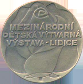 Медаль Лидице 2013